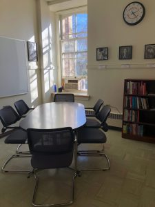 WGS Resource Room